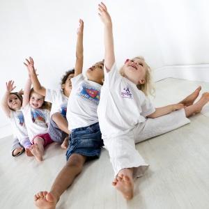 ranní cvičení pro děti