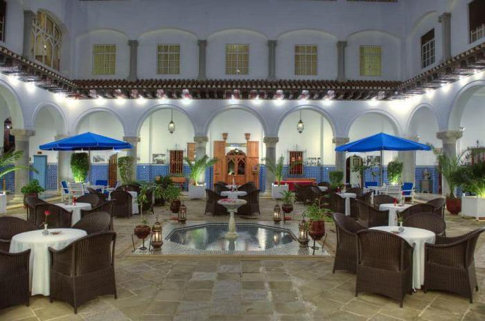 Хотели Танжер Мароко