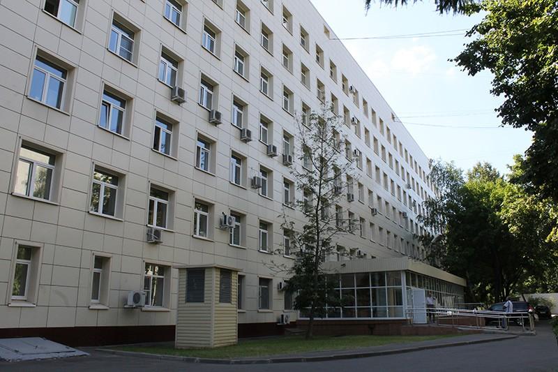 52 ospedale della città di Mosca