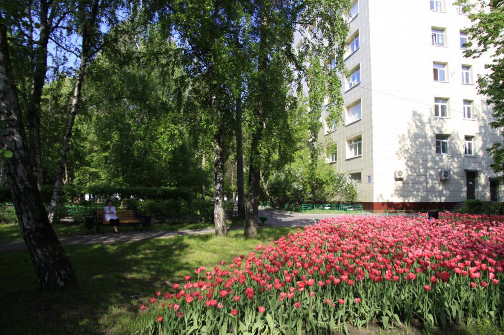 52 ospedale cittadino di Mosca