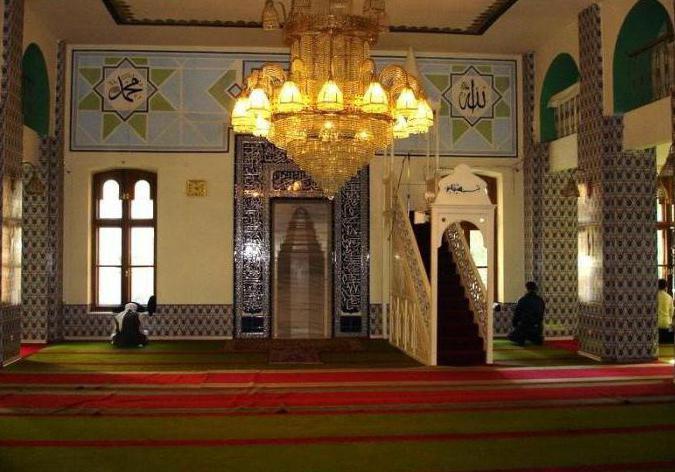 Moschea storica di Mosca, quando costruita