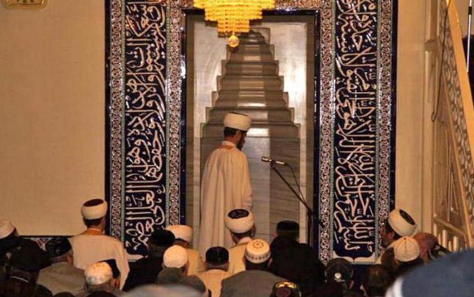 quando è stata aperta la moschea storica di Mosca