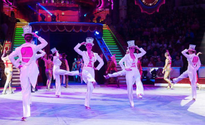 Moskva Nikulův cirkus na bulváru Tsvetnoy: recenze