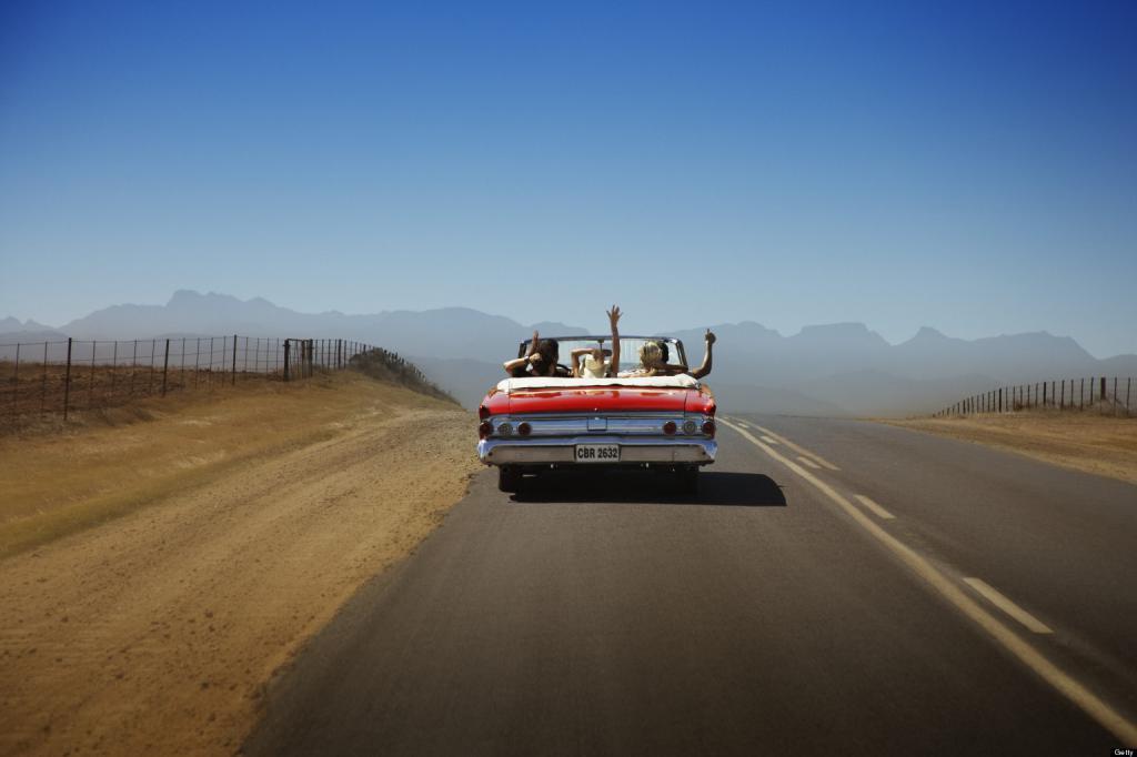 Путовање аутомобилом