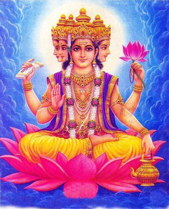 индийски богове