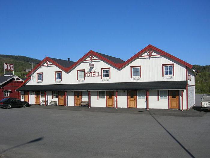 Motel, co je