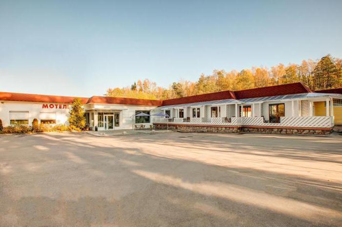 Hotel, motel