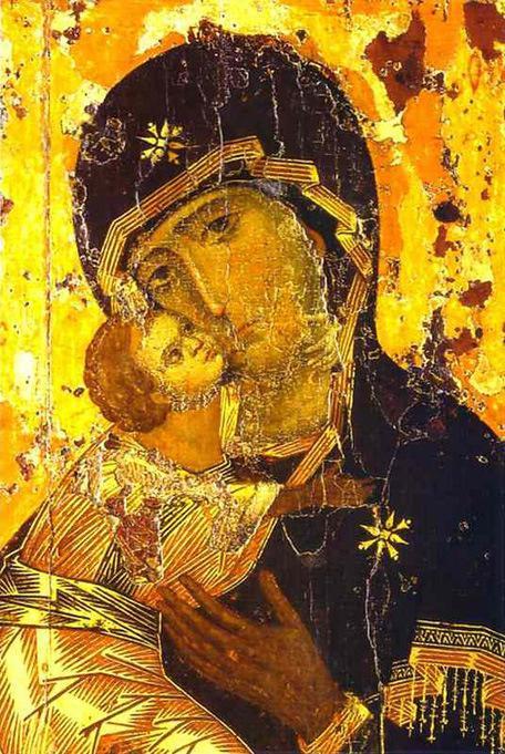 Vladimirova ikona Majke Božje