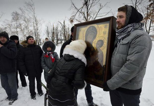 Tikhvinska ikona Majke Božje