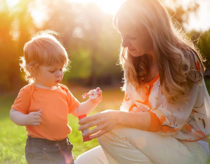 moć majčinske ljubavi