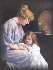 preghiera ortodossa della madre per la figlia