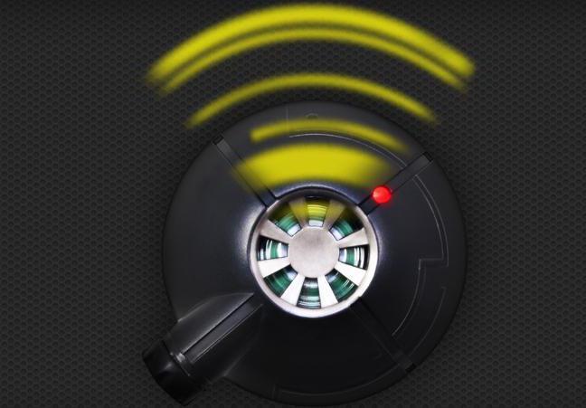 sensore di movimento per allarme gsm