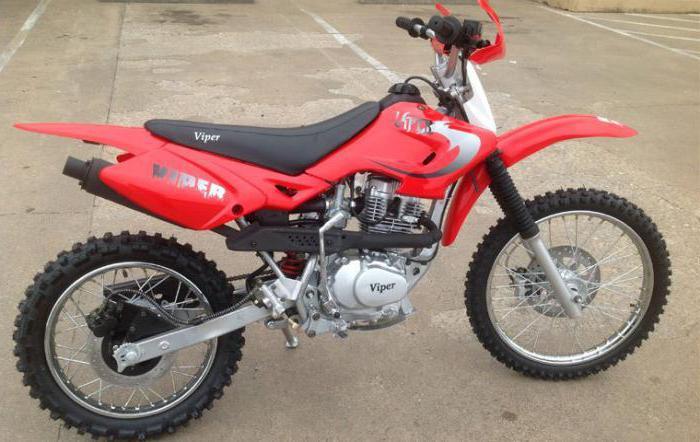 Motocikl Viper 150