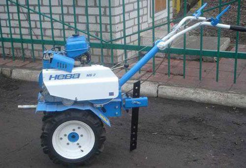 pješački traktor neva mb 2