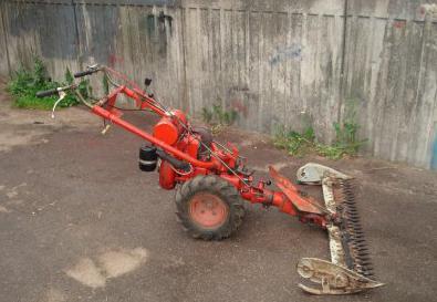hodanje traktor neva mb 2 upute