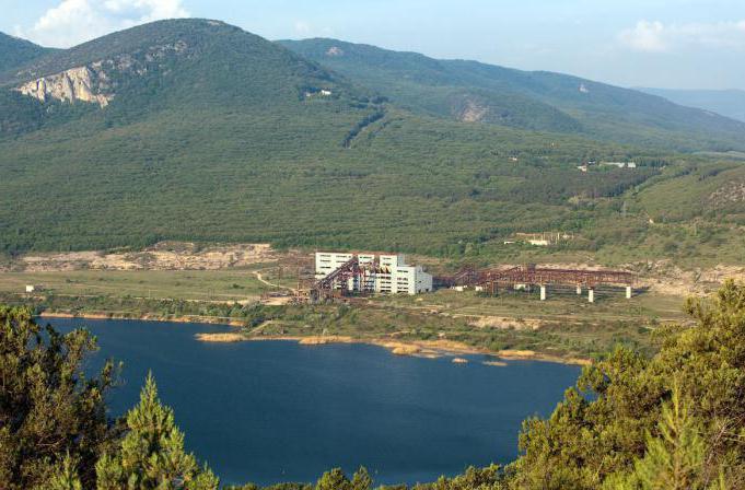 Gasfort mountain Sevastopol