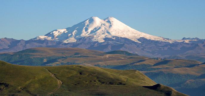 Planina Kazbek