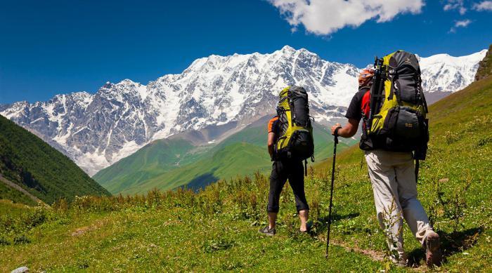 Kavkaške gore Kazbek