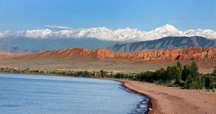 језеро планинских духова