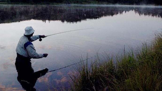 Zakačiti ribolov