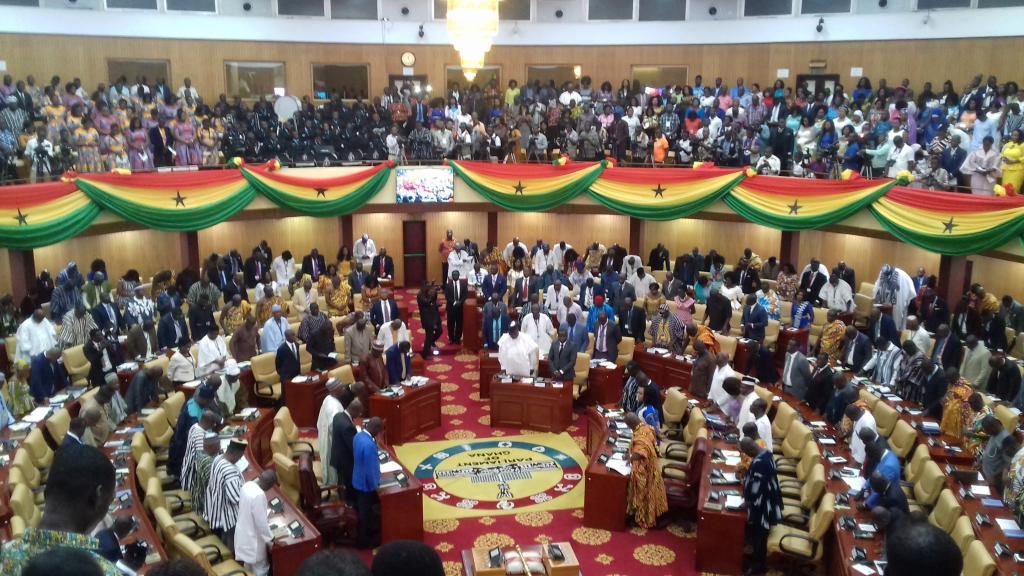 Parlament Gane.