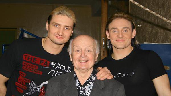 Rodzina Mstislav Zashny