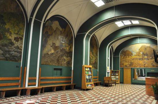 Izložba Zoološkog muzeja Moskovskog državnog sveučilišta