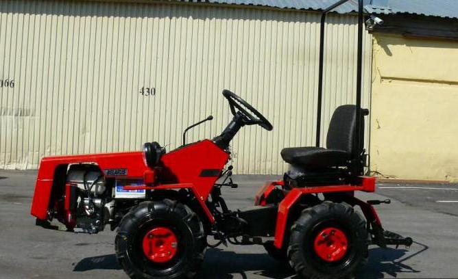 mini traktor mtz