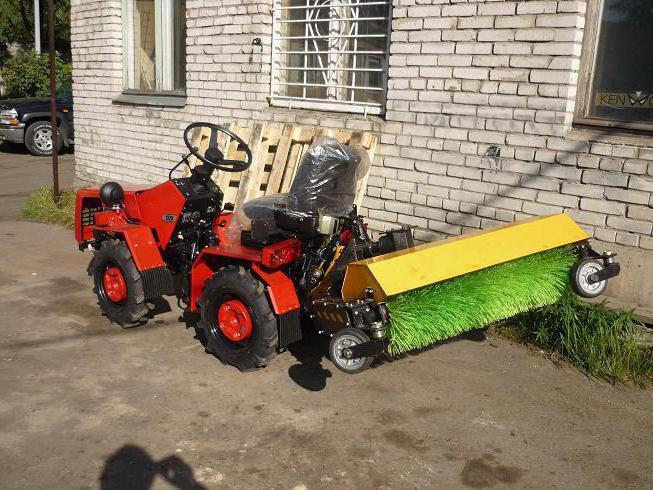mini traktorji mtz pregledi