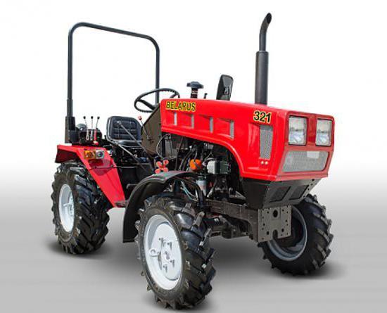 mini traktor Model MTZ