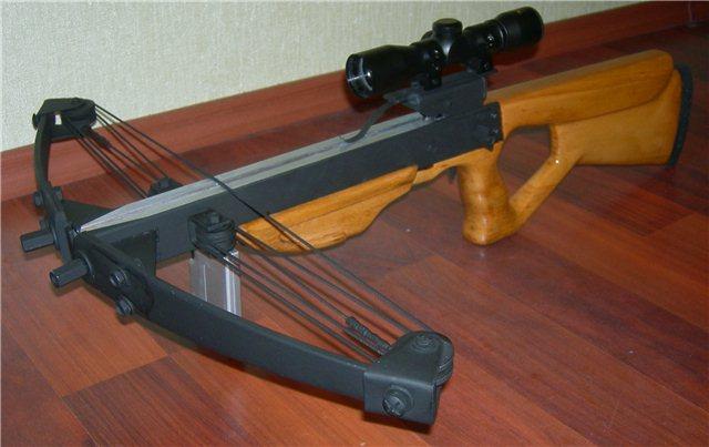 самострел са више метака