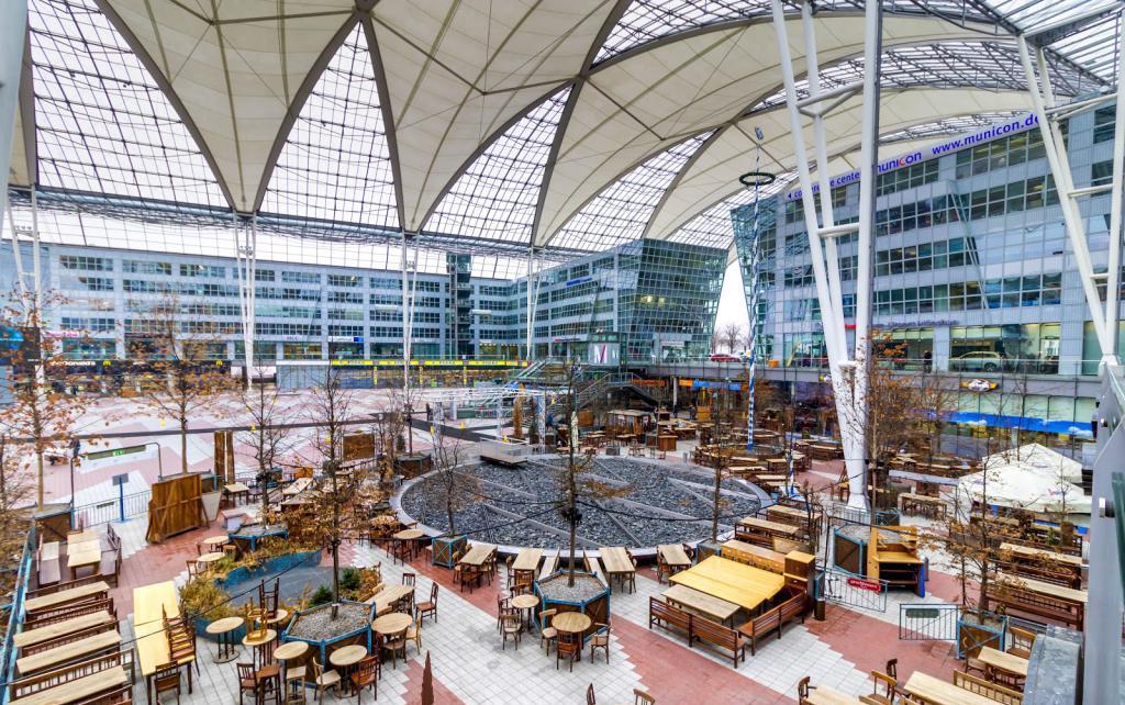 Glavna zračna luka München