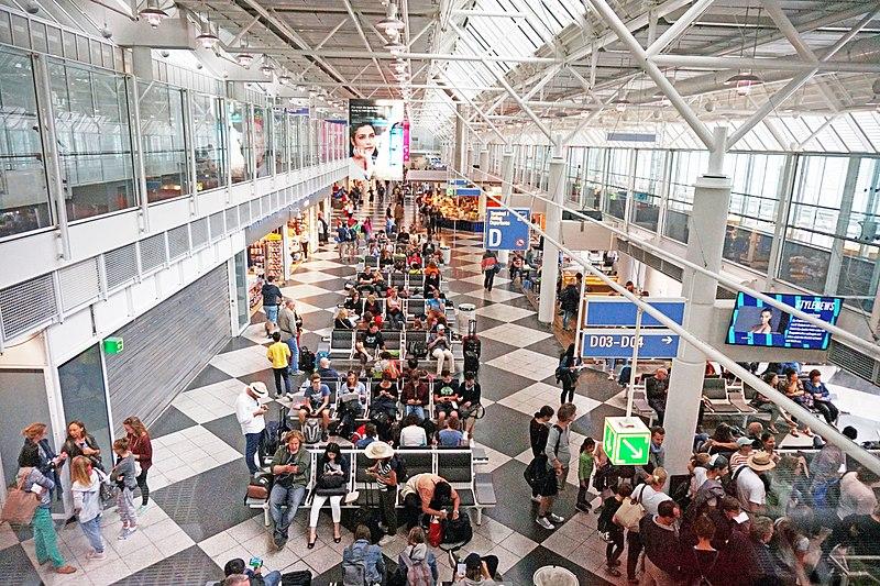 Zračna luka München unutra
