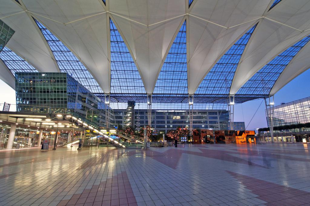 Terminal 1 zračne luke München