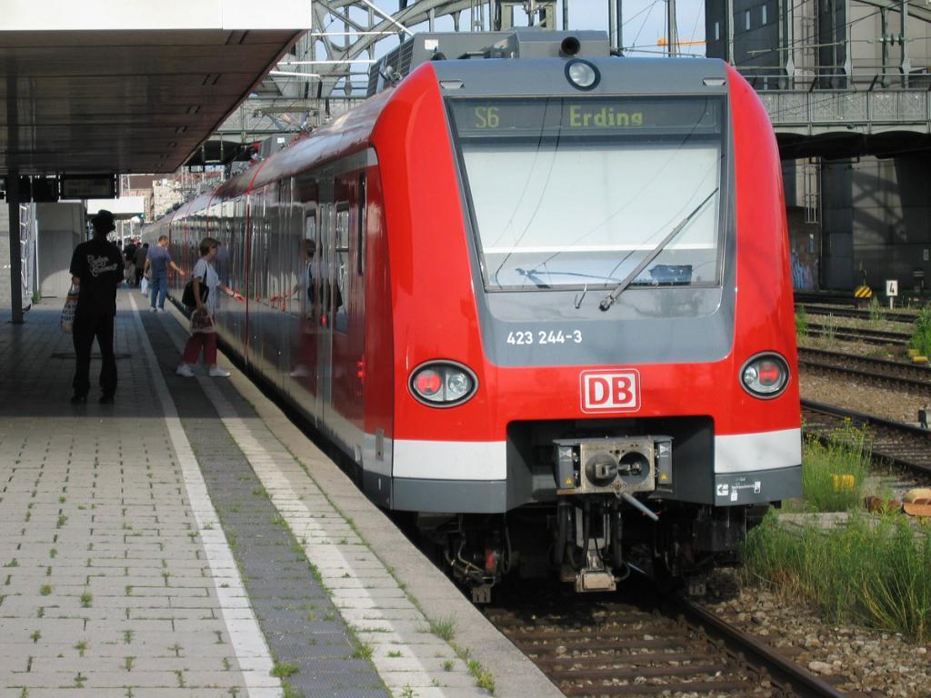 Kako doći iz zračne luke do Münchena