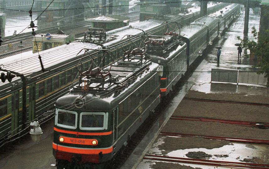На станици