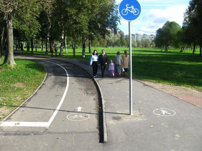 Murinsky Park v Sankt Peterburgu
