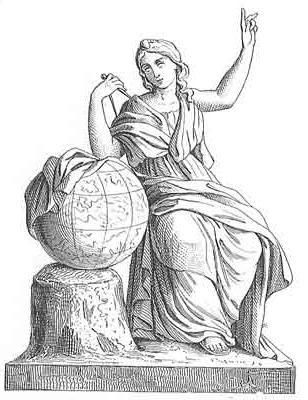 снимка муза древна Гърция