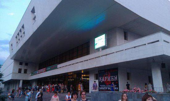 Teatro musicale di Rostov sul prezzo del biglietto Don