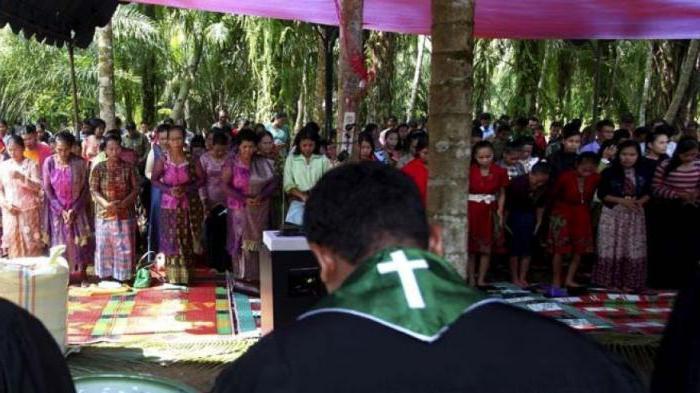 kaj je religija v Indoneziji