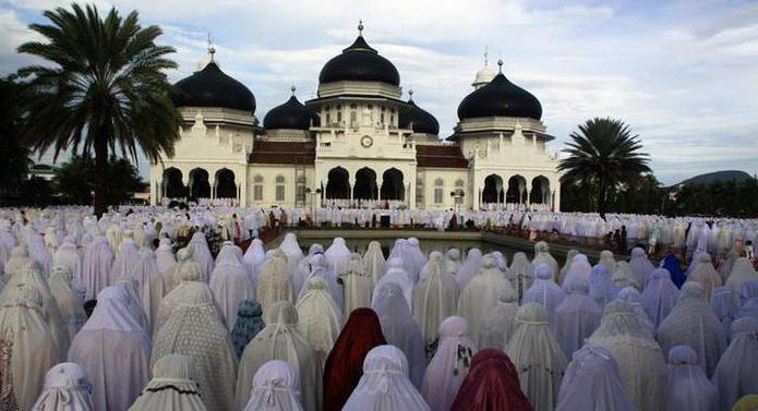 glavna religija Indonezija