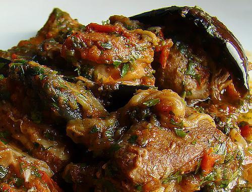 Јерменско јагње са поврћем