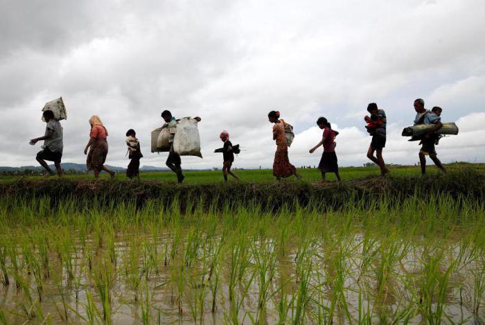 Mjanmarske znamenitosti