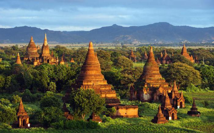 Mjanmarske zanimivosti Yangon