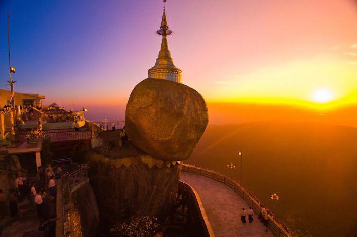 Mjanmar Mandalay Atrakcije