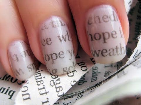 nail design fai-da-te a casa