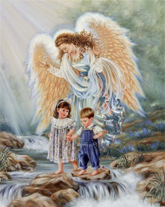 den andělů