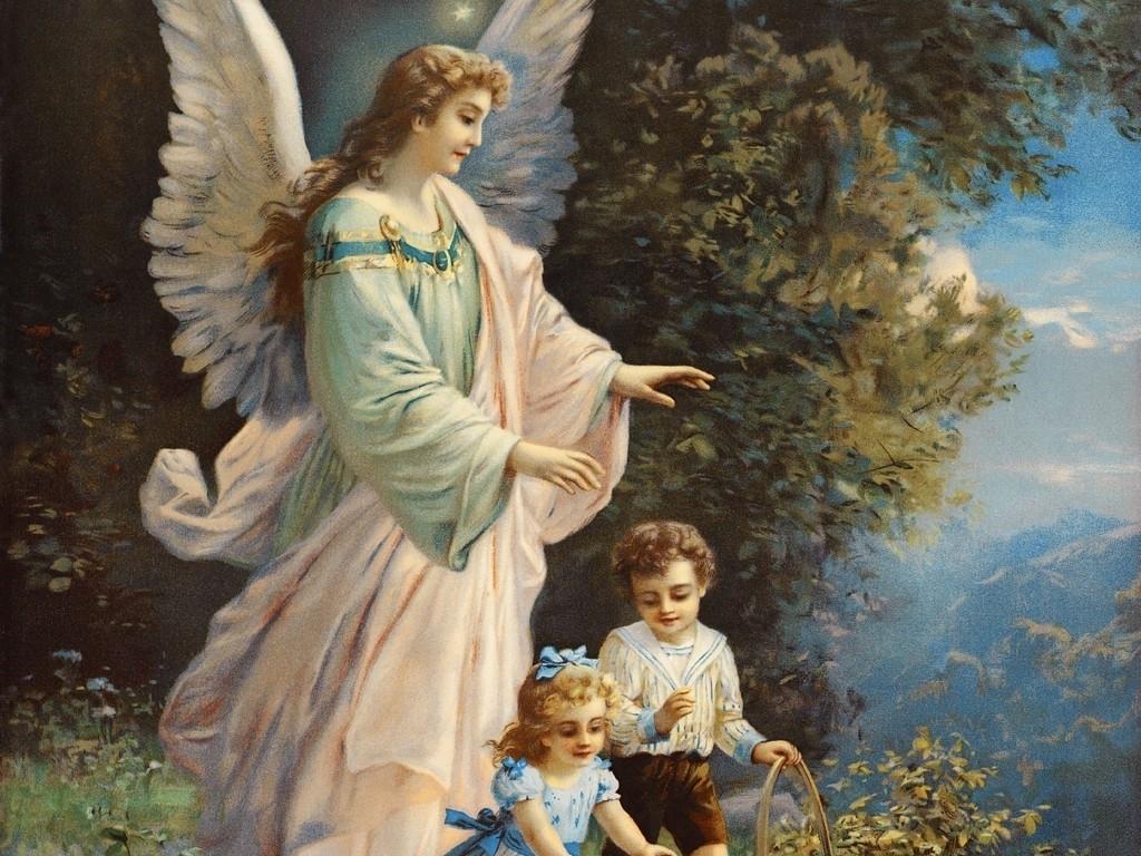 L'angelo protegge Maxim