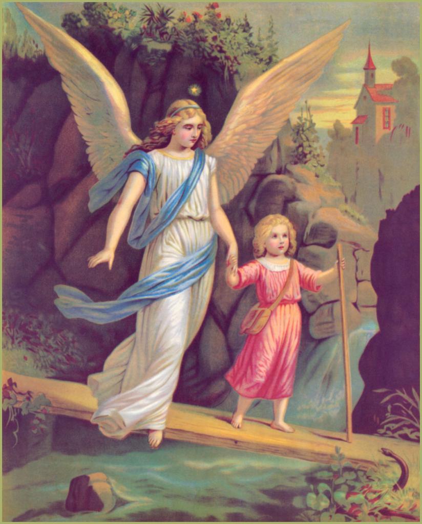 Dzień Anioła w kalendarzu Kościoła