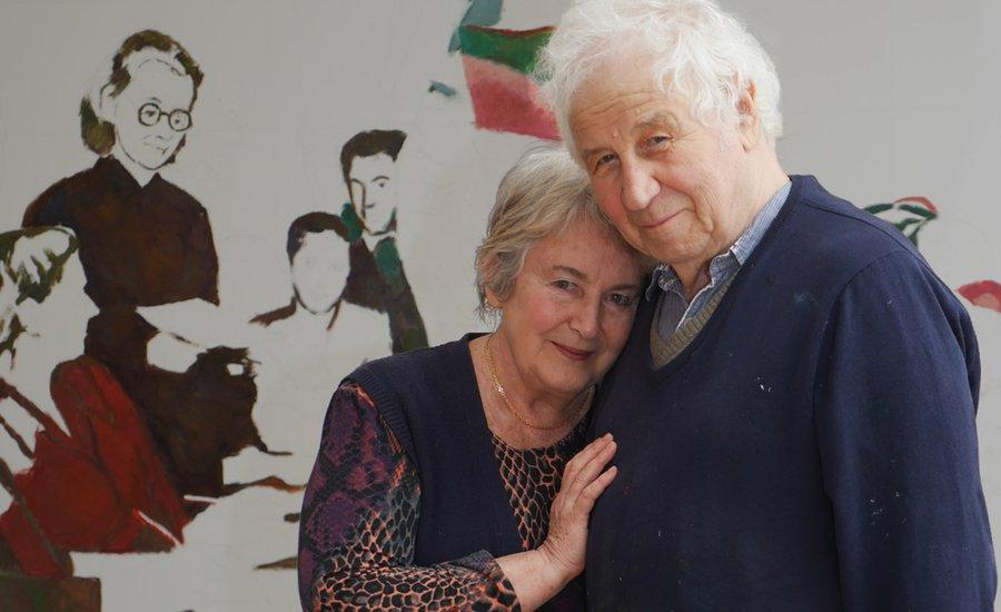 Ilya e sua moglie